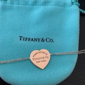 Tiffany & Co Rubedo RTT East to West Bracelet